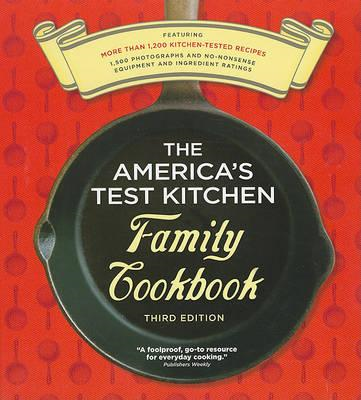 America's Test Kitchen Family Cookbook (BOK)