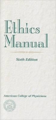 Ethics Manual (BOK)