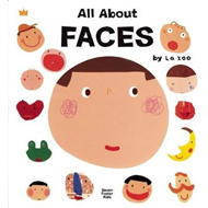 All About Faces (BOK)