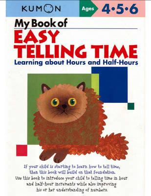 My Book of Easy Telling Time (BOK)
