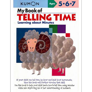 My Book of Telling Time (BOK)