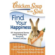 Chicken Soup for the Soul: Find Your Happiness: 101 Inspirational Stories about Finding Your Purpose (BOK)