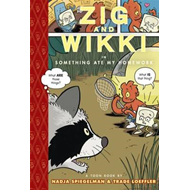 Produktbilde for Zig And Wikki In 'something Ate My Homework' (BOK)