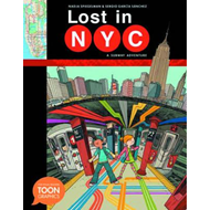 Produktbilde for Lost in NYC: A Subway Adventure (BOK)