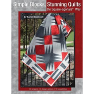 Simple Blocks, Stunning Quilts the Square-Agonals Way (BOK)