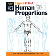 Figure It Out! Human Proportions (BOK)