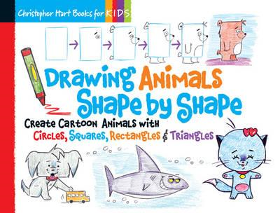 Drawing Animals Shape by Shape (BOK)