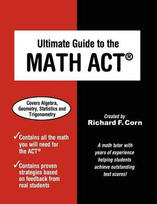 Ultimate Guide to the Math ACT (BOK)