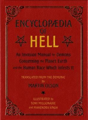 Encyclopaedia of Hell (BOK)