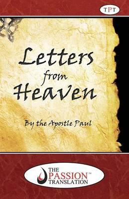 Letters from Heaven by the Apostle Paul-OE (BOK)