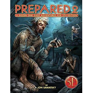 Produktbilde for Prepared 2: Tombs & Dooms for 5th Edition (BOK)