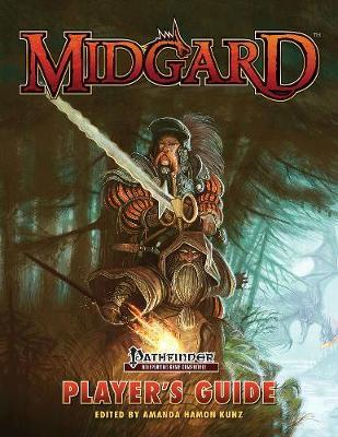 Midgard Player's Guide for Pathfinder Roleplaying Game (BOK)