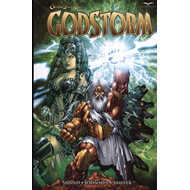 Grimm Fairy Tales Presents Godstorm (BOK)