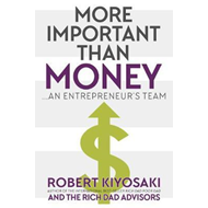 More Important Than Money (BOK)