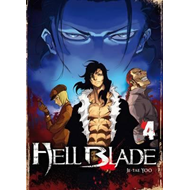 Jack the Ripper: Hell Blade: Volume 4 (BOK)