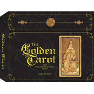 Golden Tarot of Visconti: Sforza Deck (BOK)