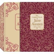 Complete Novels of Jane Austen (BOK)