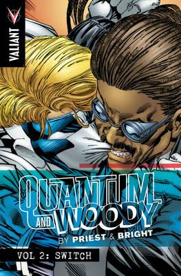 Quantum and Woody by Priest & Bright Volume 2 (BOK)