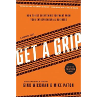 Produktbilde for Get A Grip (BOK)
