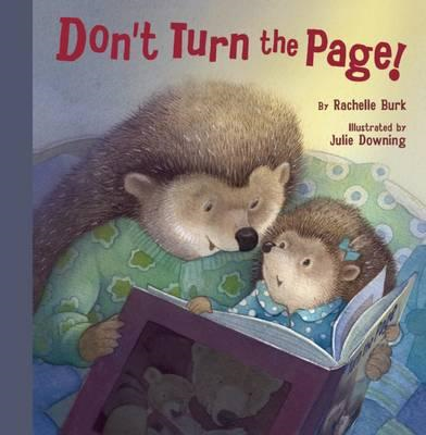 Don't Turn the Page! (BOK)