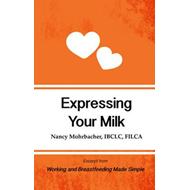 Expressing Your Milk: Excerpt from Working and Breastfeeding (BOK)