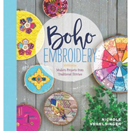 Boho Embroidery (BOK)