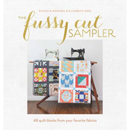 Produktbilde for Fussy Cut Sampler (BOK)