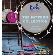 Produktbilde for Boho Embroidery: The Pattern Collection (BOK)