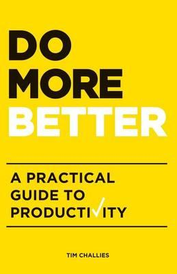 Do More Better (BOK)