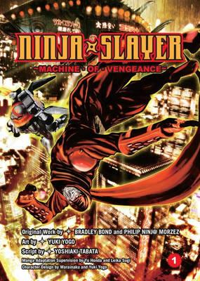 Ninja Slayer Vol. 1 (BOK)
