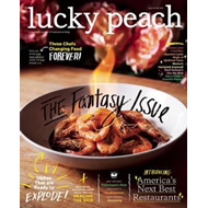 Lucky Peach Issue 16 (BOK)