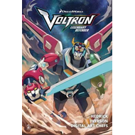 Voltron: Legendary Defender (BOK)