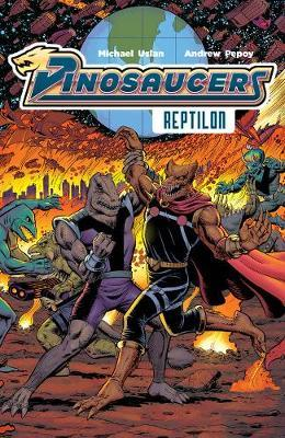 Dinosaucers Vol. 1 (BOK)