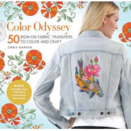 Color Odyssey: 50 Iron-On Fabric Transfers to Color and Craf (BOK)
