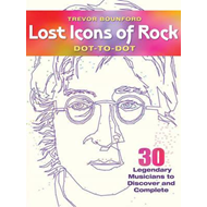 Lost Icons of Rock Dot-to-Dot Portraits (BOK)