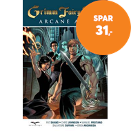 Produktbilde for Grimm Fairy Tales Arcane Acre Volume 4 (BOK)