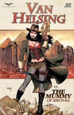 Van Helsing vs The Mummy of Amun - Ra (BOK)