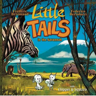 Little Tails in the Savannah (BOK)