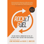 Produktbilde for Rocket Fuel (BOK)
