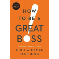 Produktbilde for How to Be a Great Boss (BOK)