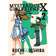Mysterious Girlfriend X Volume 2 (BOK)