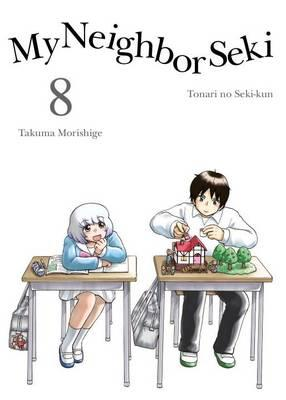 My Neighbor Seki Volume 8 (BOK)