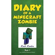 Diary of a Minecraft Zombie, Book 1 (BOK)