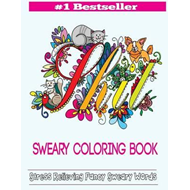Sweary Coloring Book (BOK)
