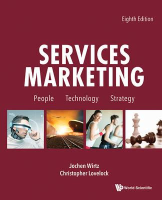 Services Marketing: People, Technology, Strategy (Eighth Edi (BOK)