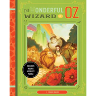 Wonderful Wizard of Oz Book and Puzzle Box Set (BOK)