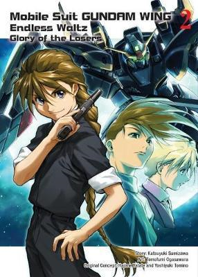 Mobile Suit Gundam Wing 2: The Glory Of Losers (BOK)
