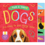 Tug A Tail: Dogs (BOK)