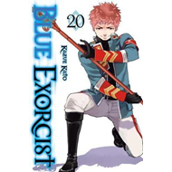 Blue Exorcist, Vol. 20 (BOK)