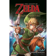 Legend of Zelda: Twilight Princess, Vol. 4 (BOK)